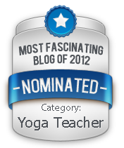 Fascination Awards Yoga Teacher nomination